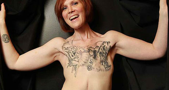 Tatuaje mastectomía